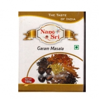 Гарам Масала Молотая (Garam Masala Powder Nano Sri) 100 гр
